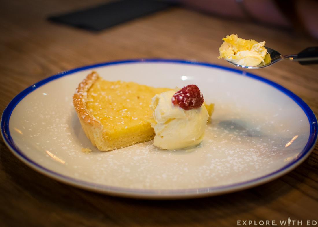 Locke & Remedy Lemon Tart Clotted Cream