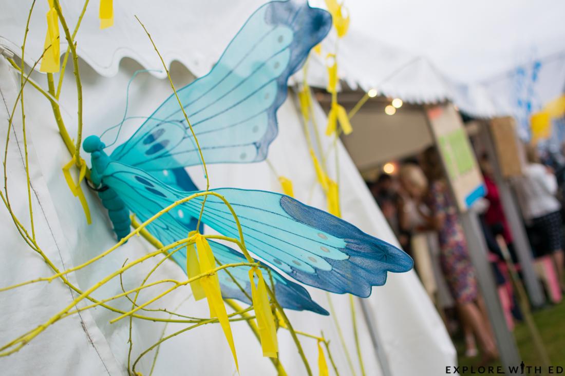 Butterfly decorations, Depot Pop up