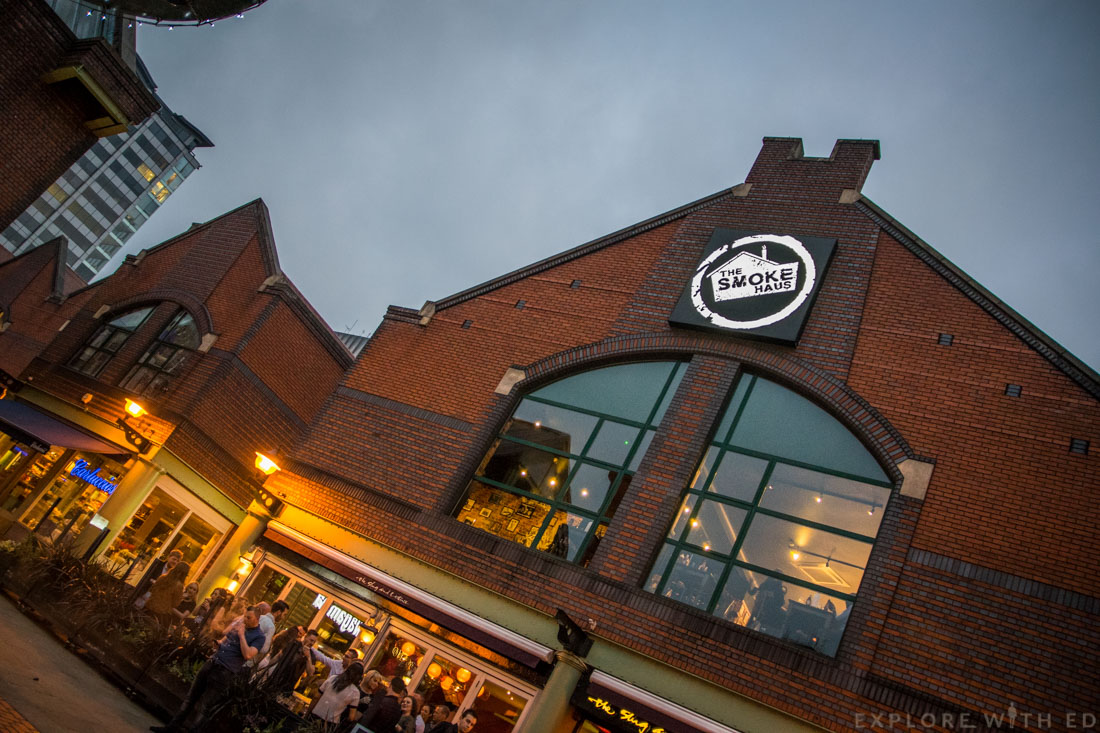 The Smoke Haus Birmingham