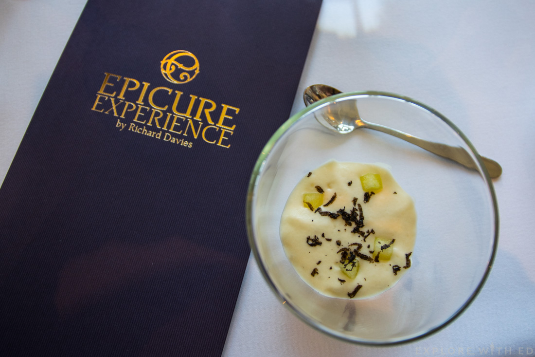Epicure Experience Appetiser