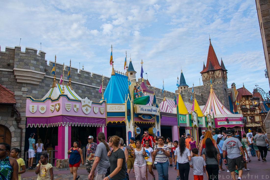 It's A Small World Ride, Magic Kingdom, Walt Disney World Resort