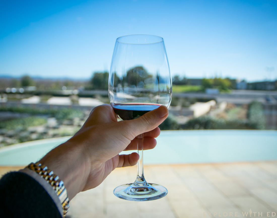 Wine Tasting, Glass, Torres Celeste