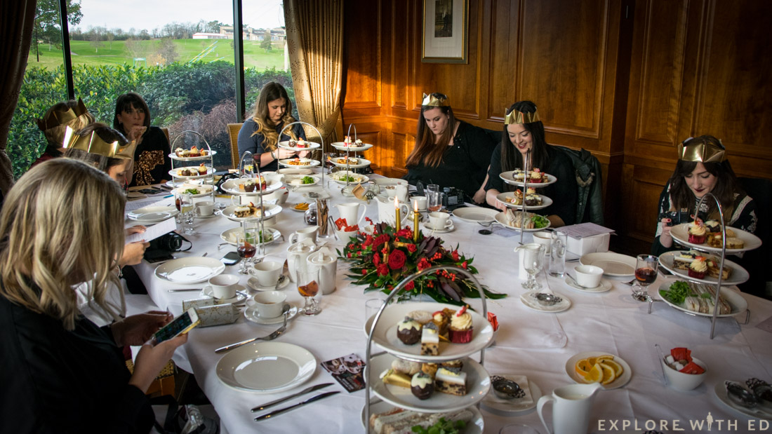 #MyCelticXmas Blogger Event Afternoon Tea, Christmas