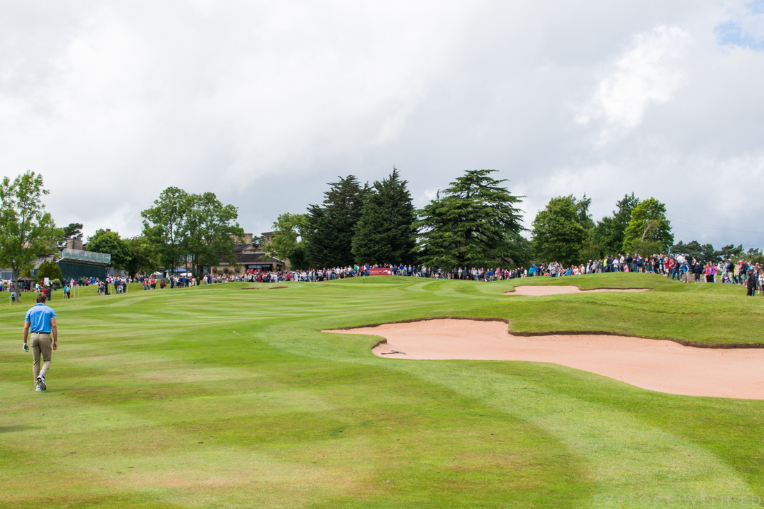 The Celebrity Cup at The Celtic Manor Golf course