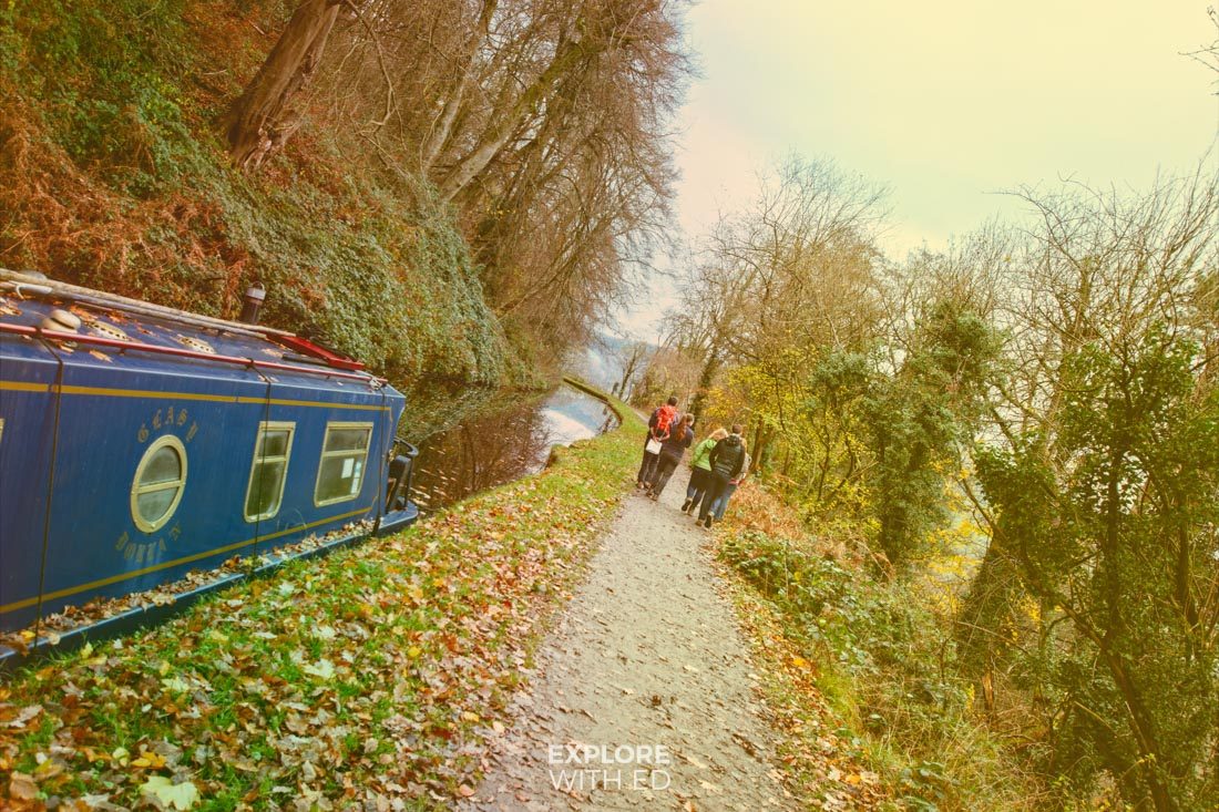 Brecon and Monmouth Canal walk