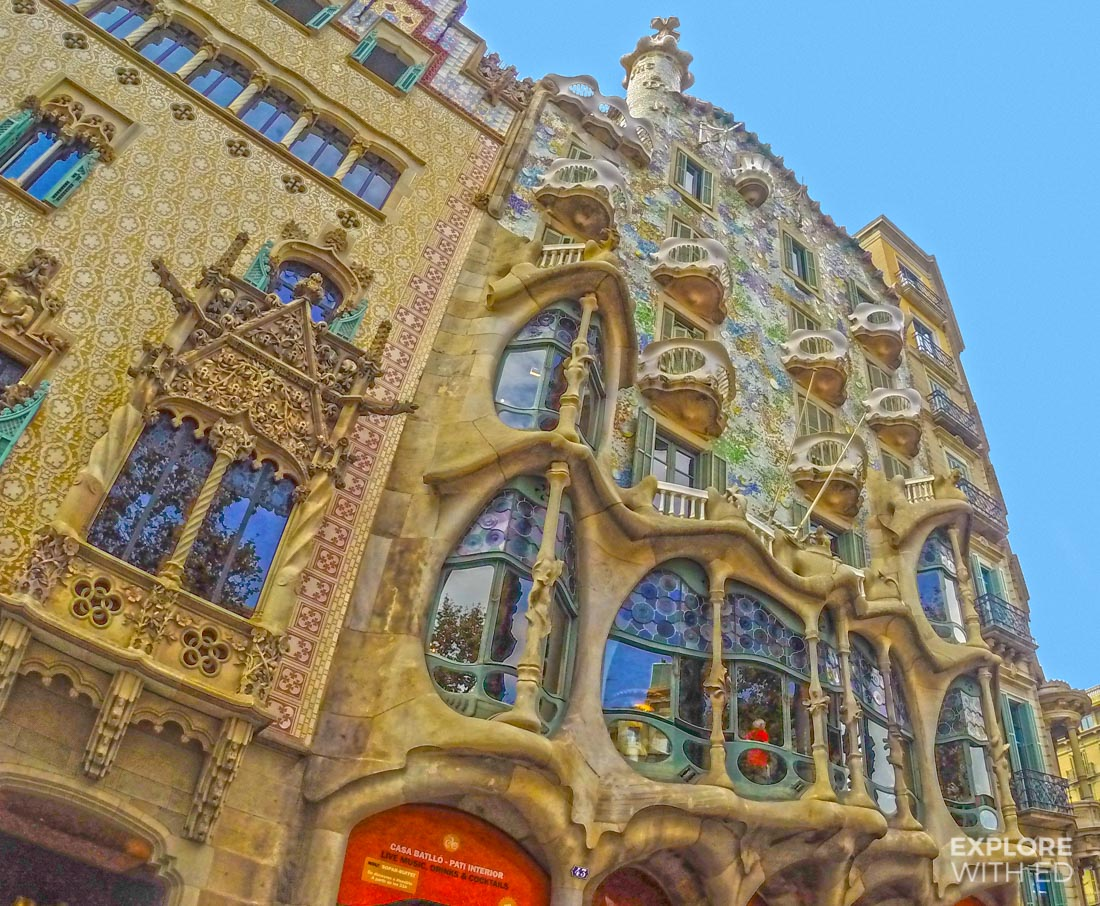 Things to do in Barcelona, The House of Bones