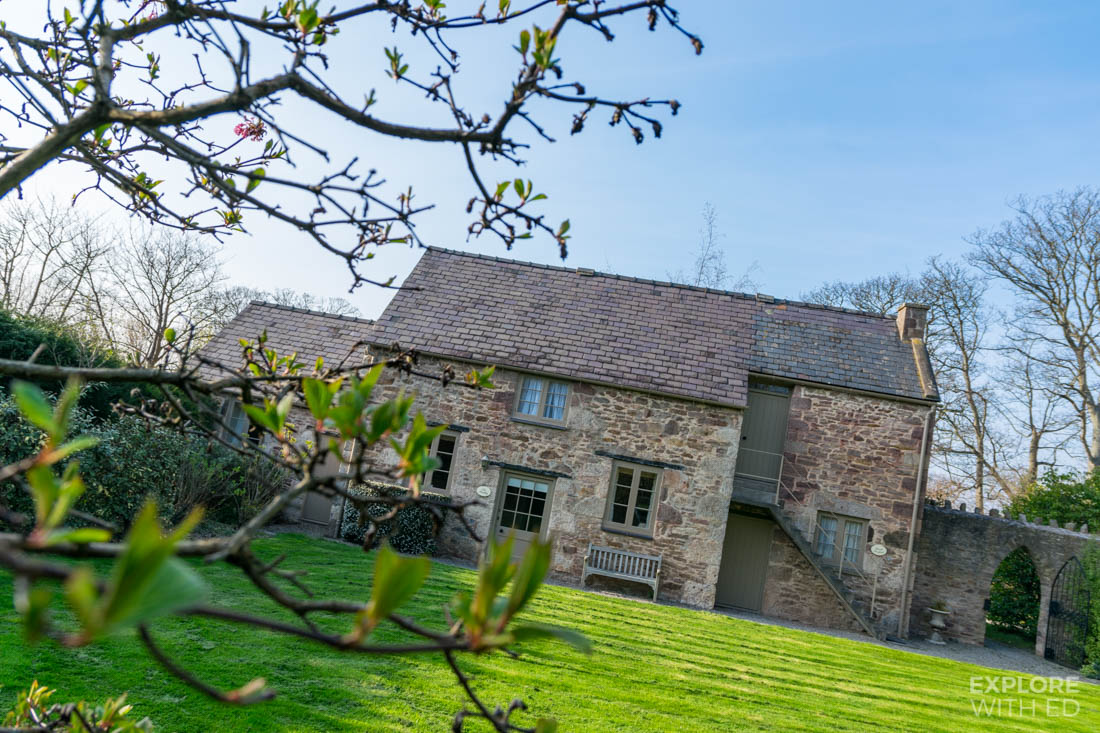 The Smithy Cottage at Bodysgallen Hall and Spa