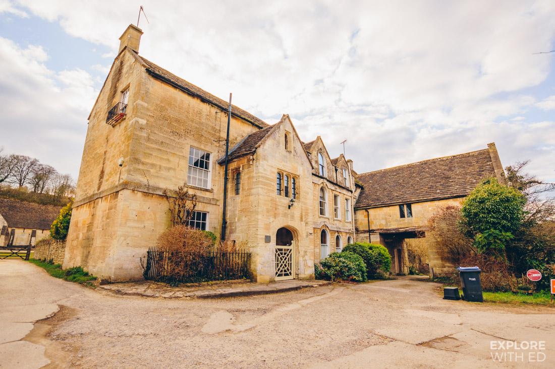Bradford-on-Avon's Tithe Barn House