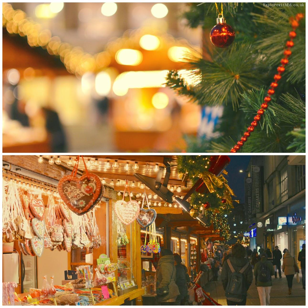Christmas Market Stalls Bristol