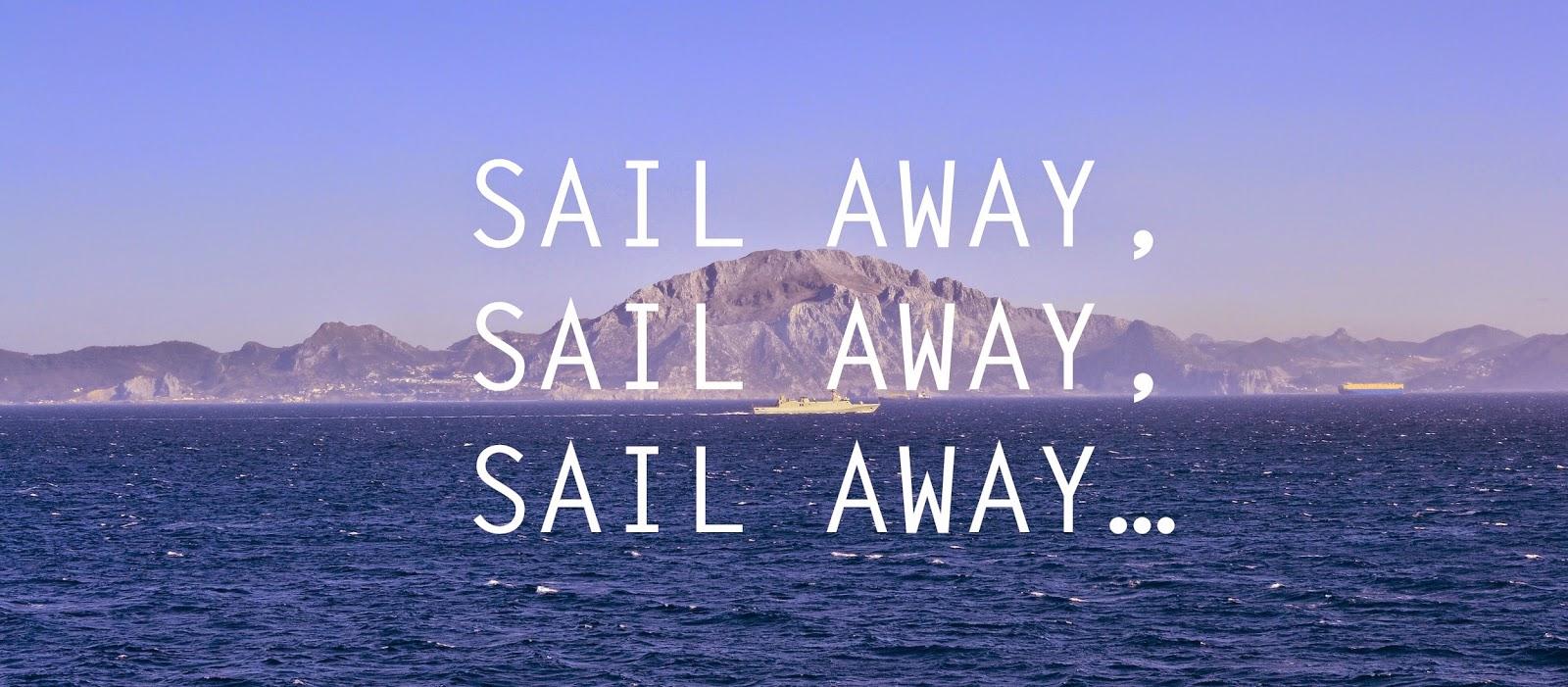 Sail away title image