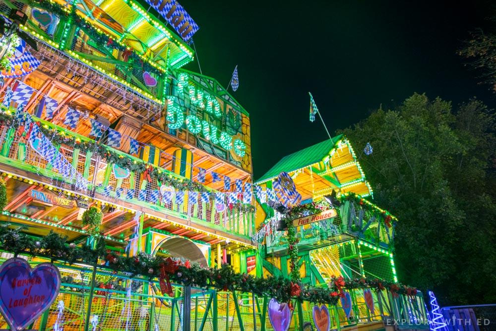 Fun House in Cardiff