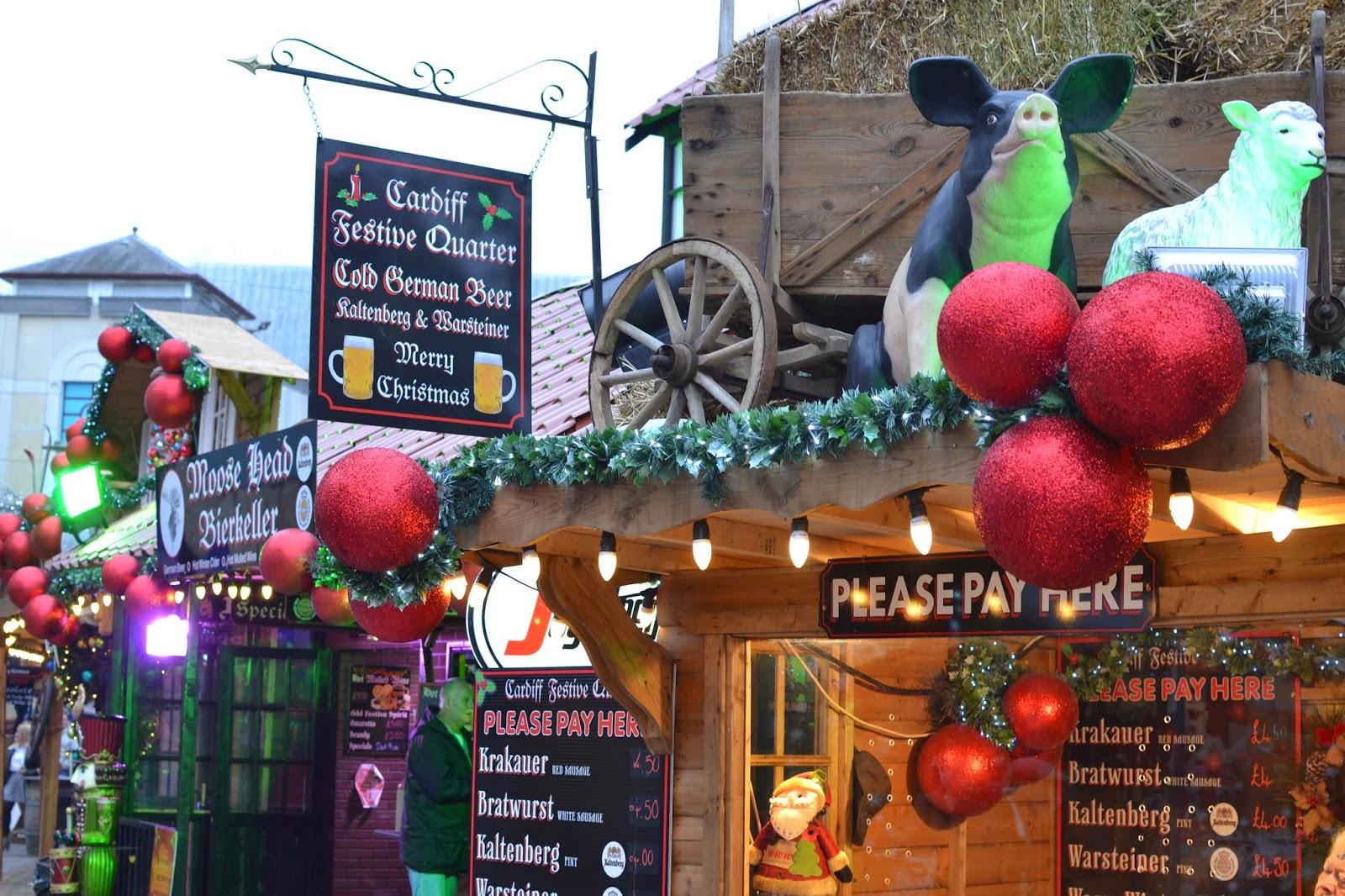 Cardiff Festive Quarter
