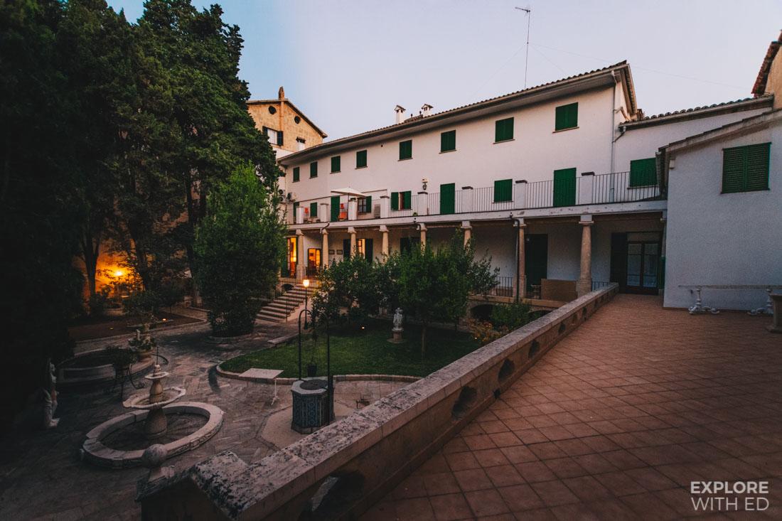Casa Delmonte Hotel Garden in Palma de Mallorca