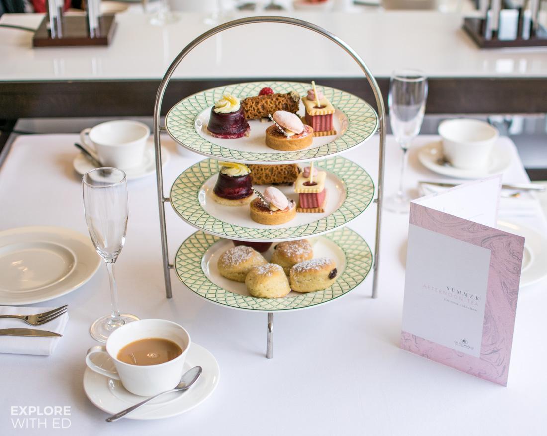 The Celtic Manor Resort Afternoon Tea