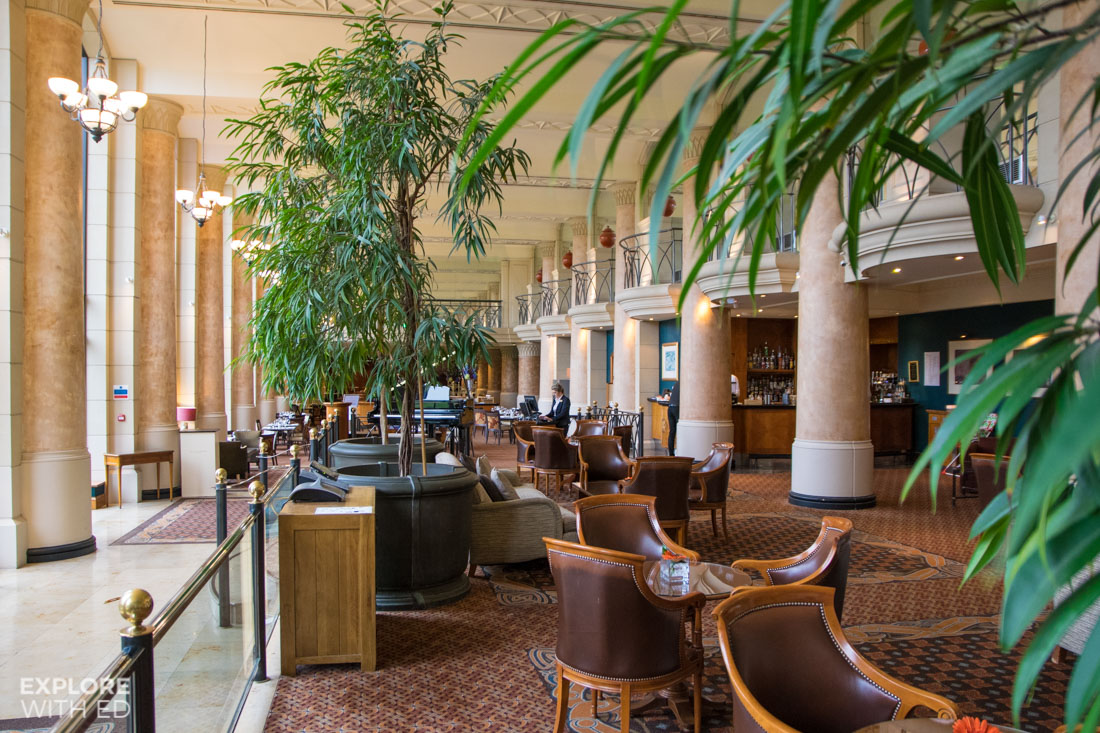 The Olive Tree and Garden Room Restaurant at The Celtic Manor
