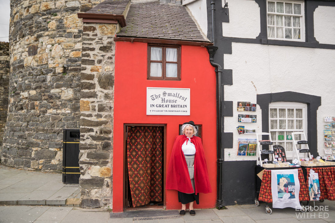 The Smallest House in Great Britain, Conwy Smallest House