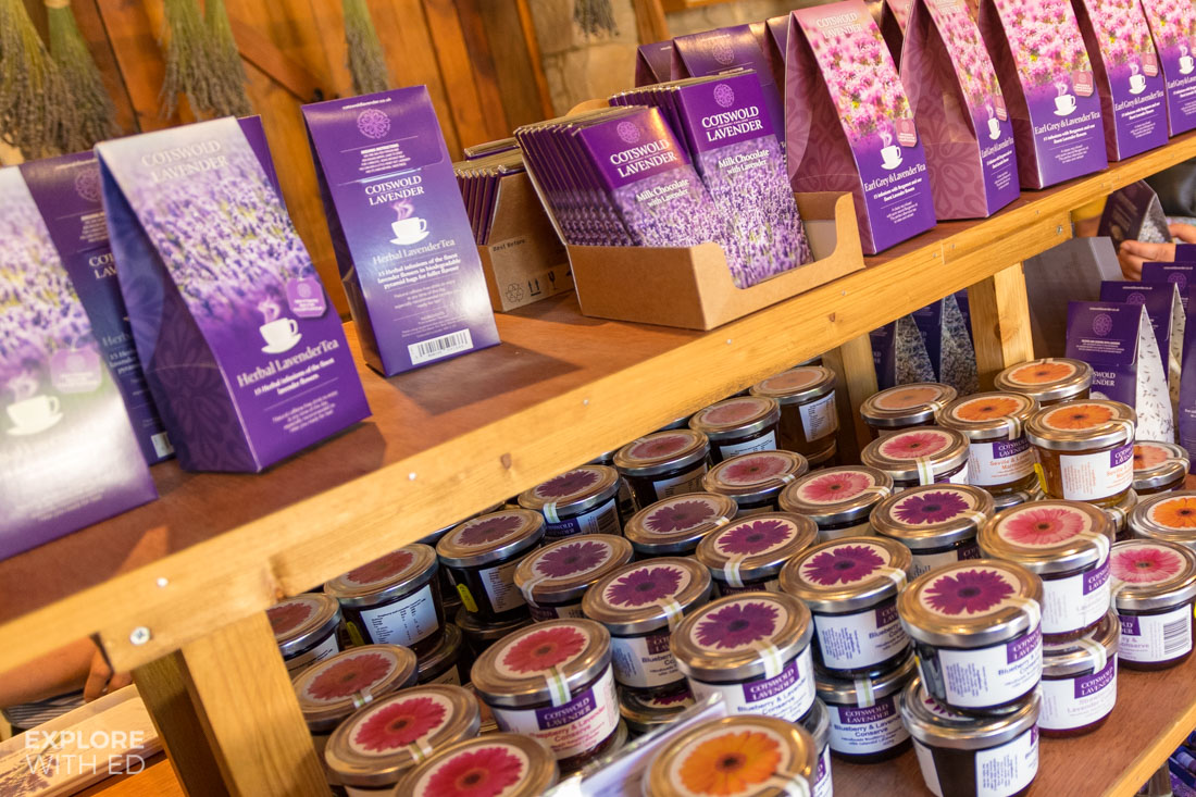 Cotswold Lavender Products