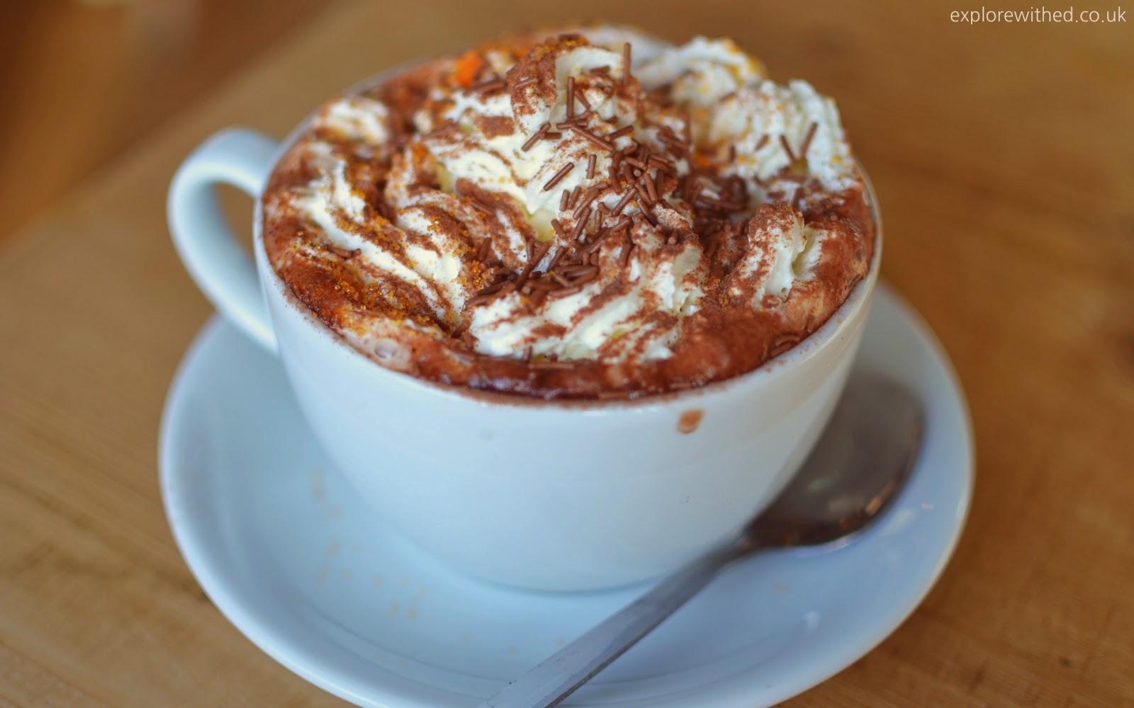 Parc Pantry Hot Chocolate