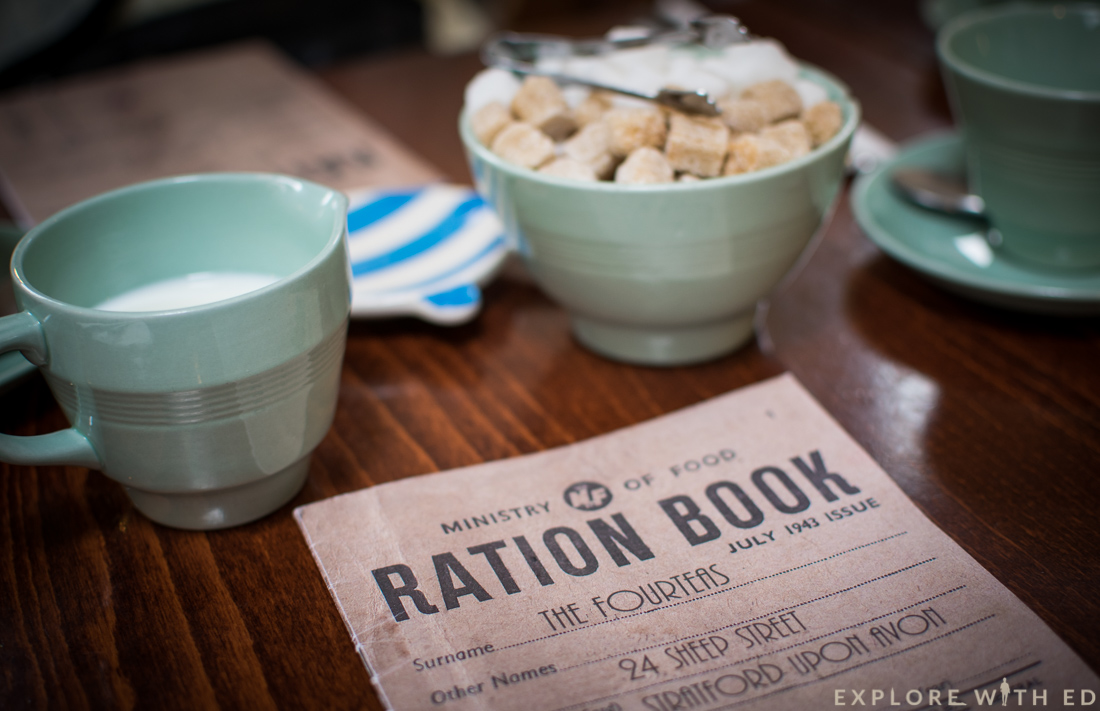 Cream Tea in Stratford-Upon-Avon