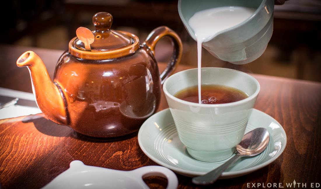 Tea room in Stratford-Upon-Avon