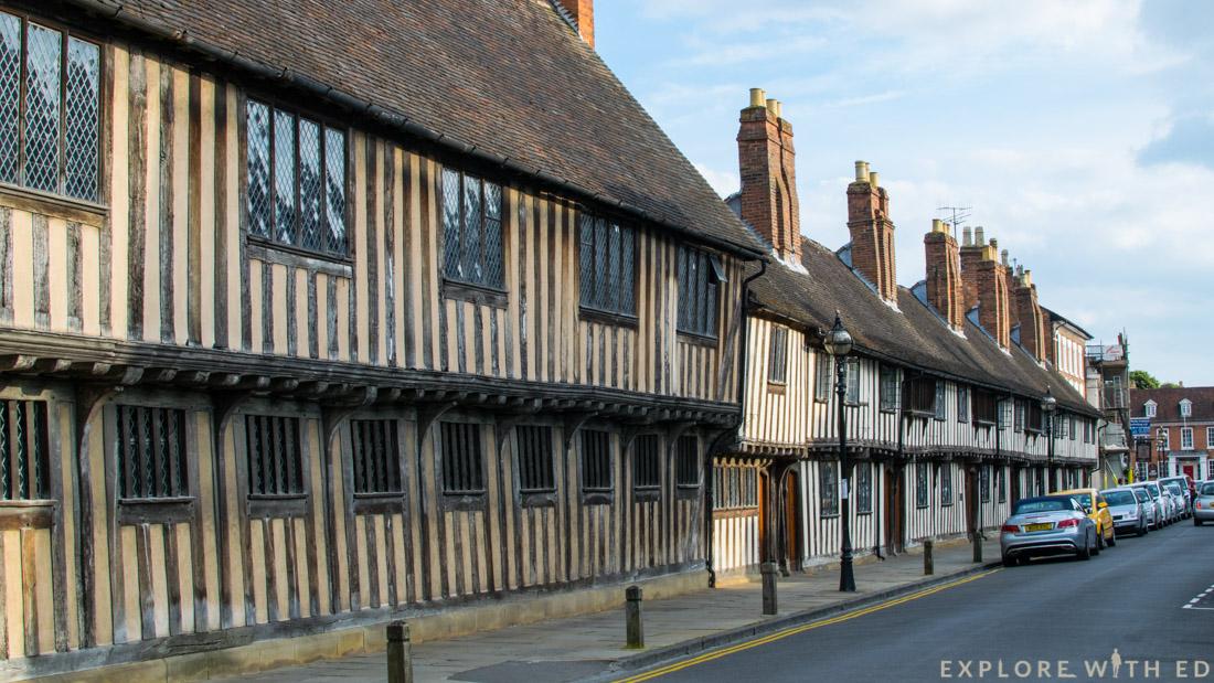 Tudor Buildings, Stratford-Upon-Avon