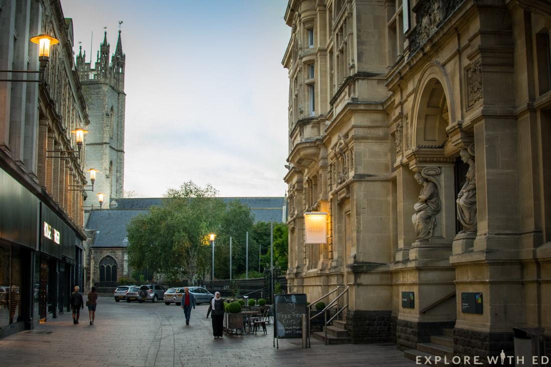 Locke & Remedy, Cardiff Story Museum, Cardiff Library