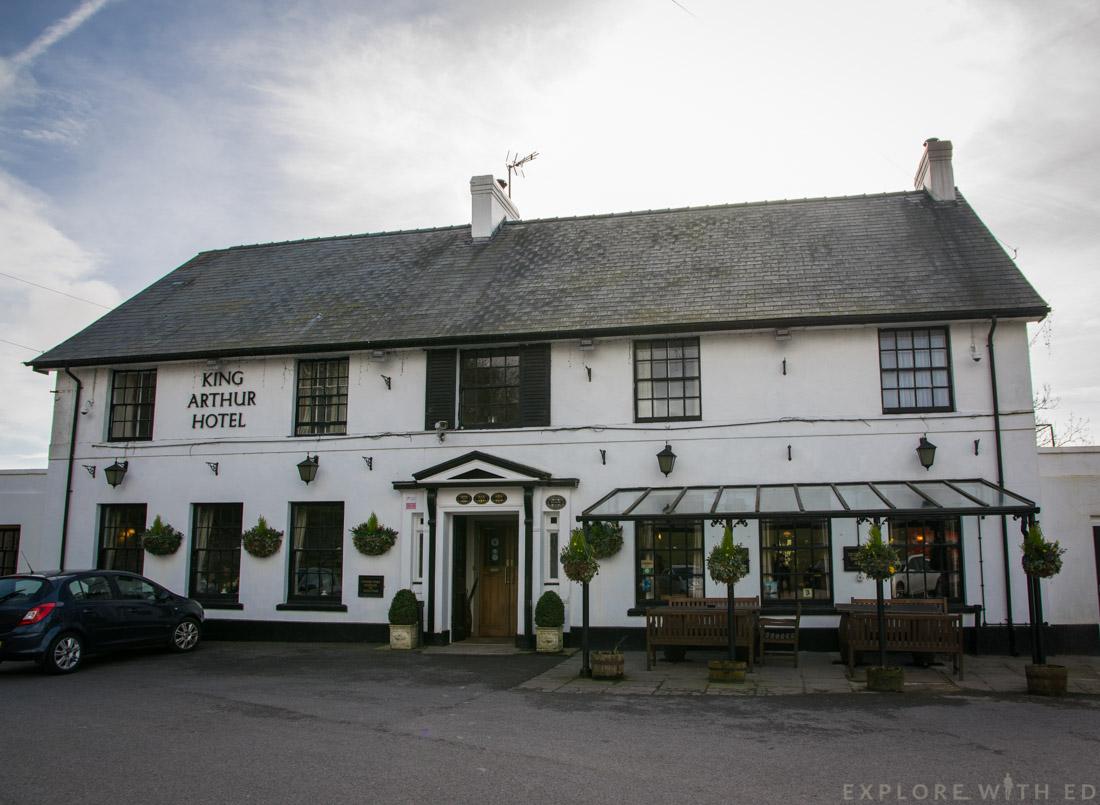 King Arthur Hotel, Pubs in Swansea