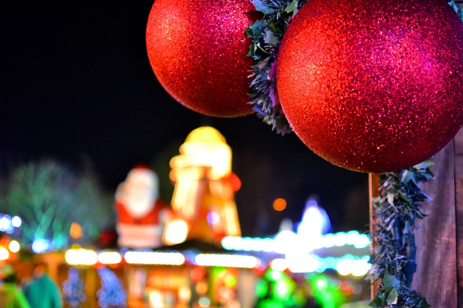 Cardiff Winter Wonderland Lights