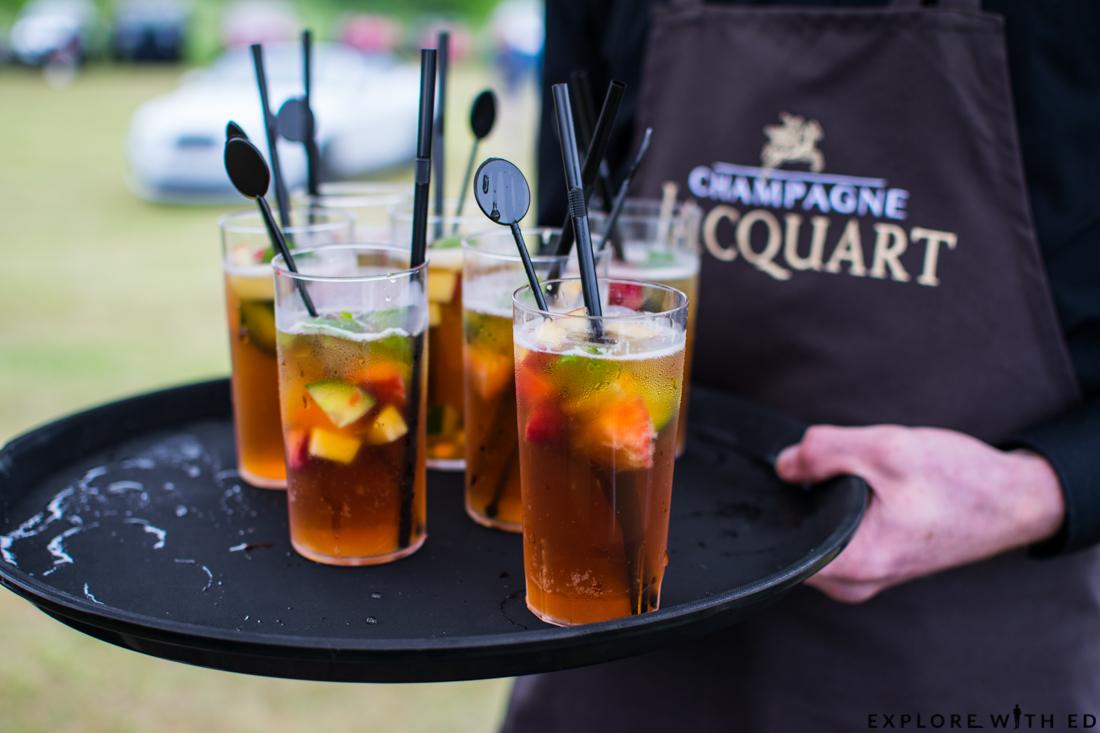 Fruit cocktails