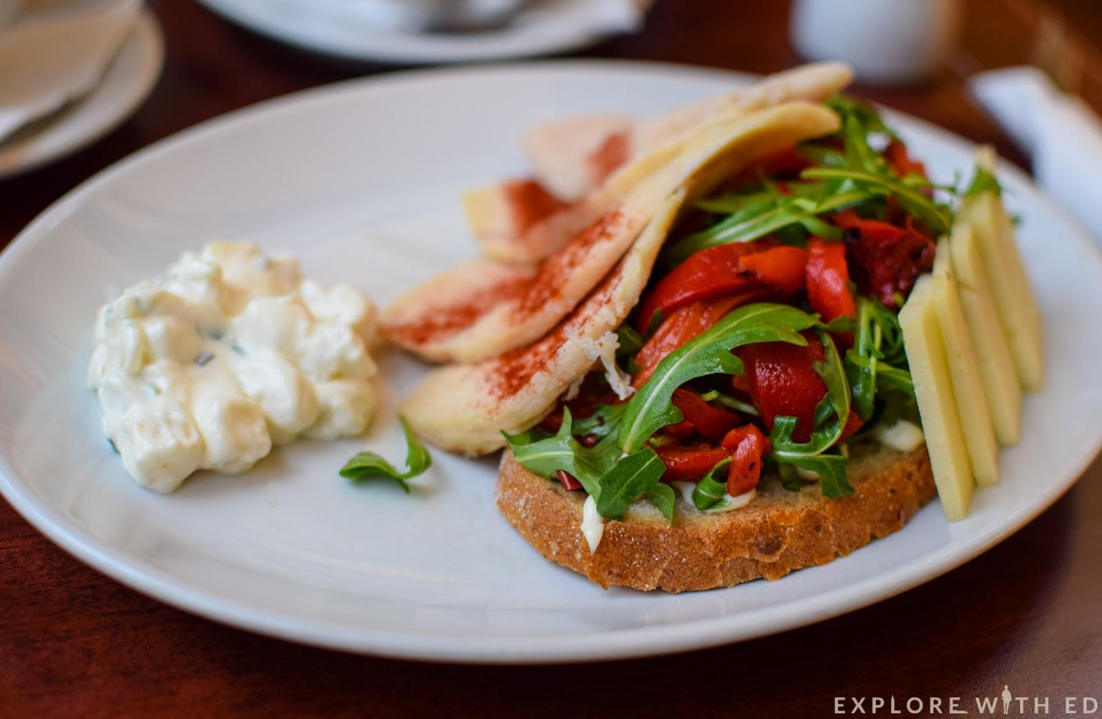 The Tyrol, Viennese Café in Cardiff, Wally's Café