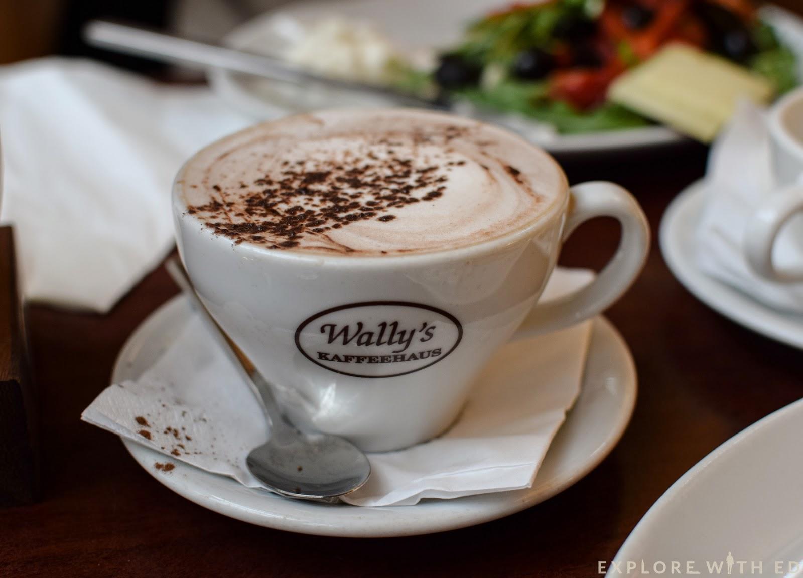 Columbian Hot Chocolate