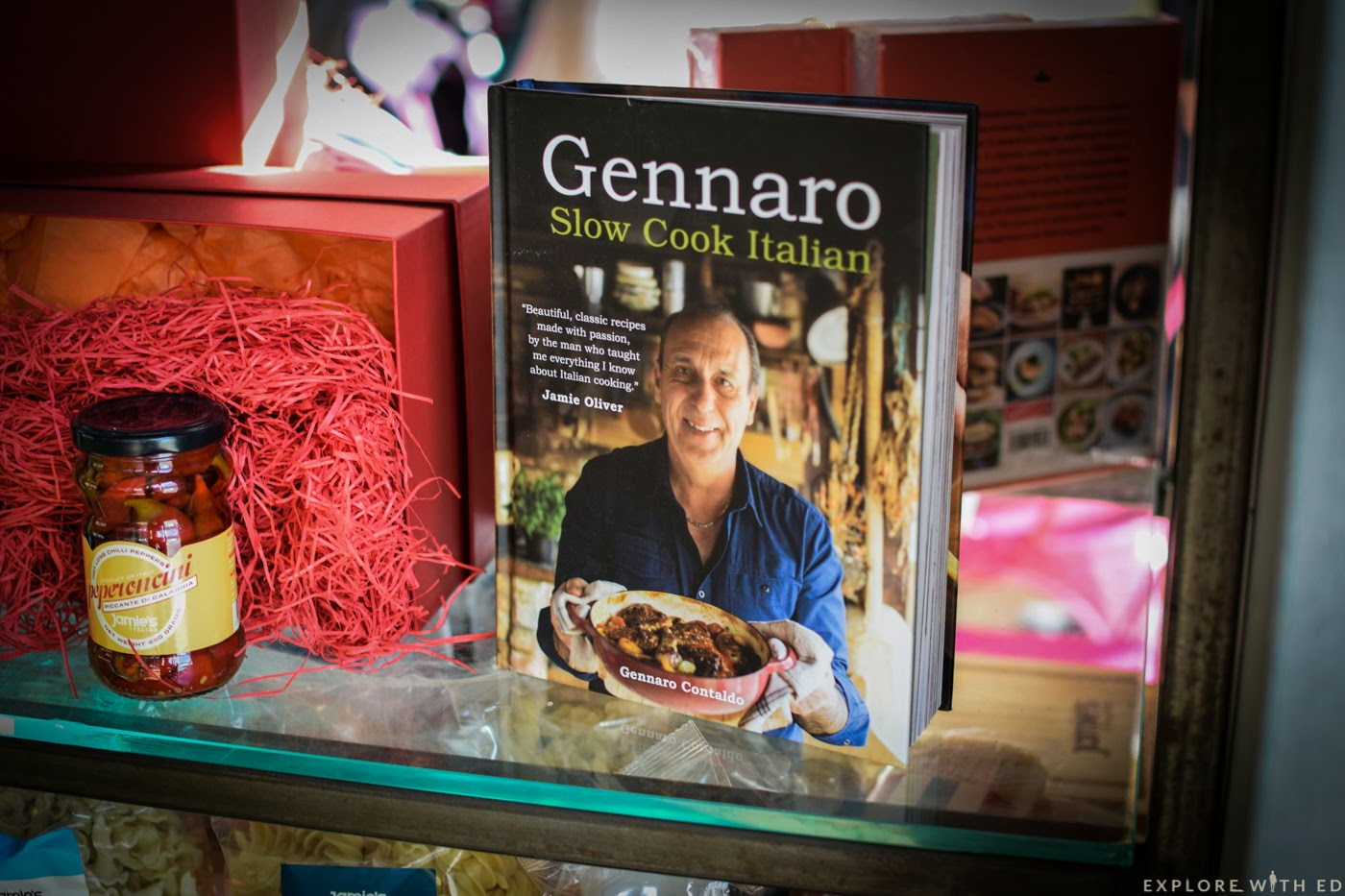 Gennaro Contaldo Slow Italian Cooking Book