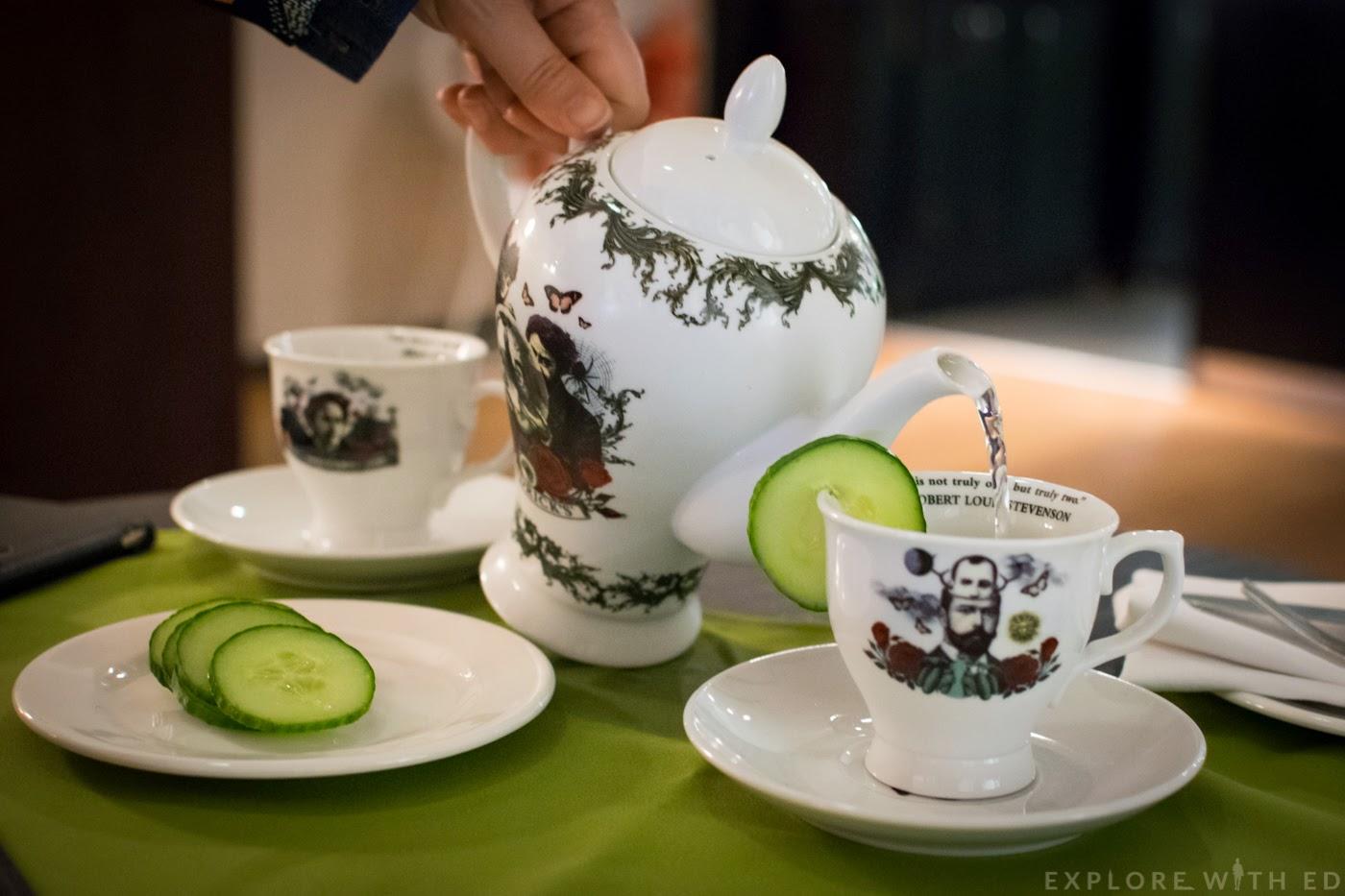 Park Plaza Cardiff Hendrick's Afternoon Tea