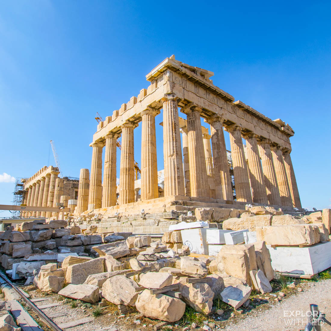 An Acropolis Guided Tour in Athens