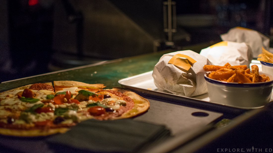 Locke & Remedy Pizza