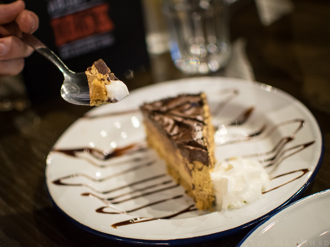 Mississippi Mud Pie, The Smoke Haus Birmingham
