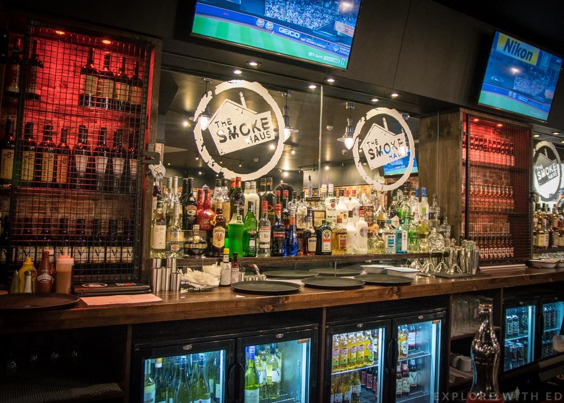 The Smoke Haus Birmingham Bar