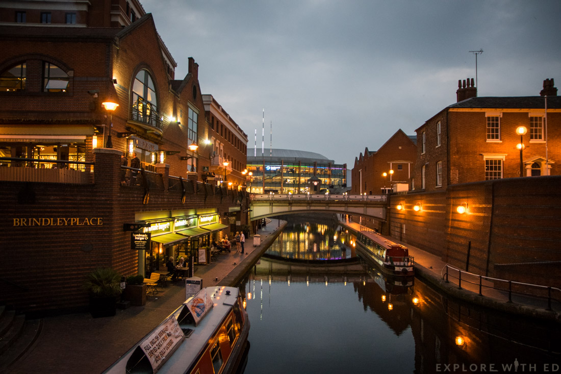 The Smoke Haus Brindleyplace