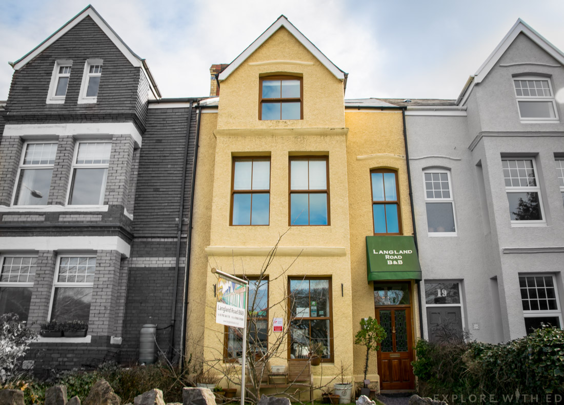 Langland Road B&B Review, Places to stay in Swansea