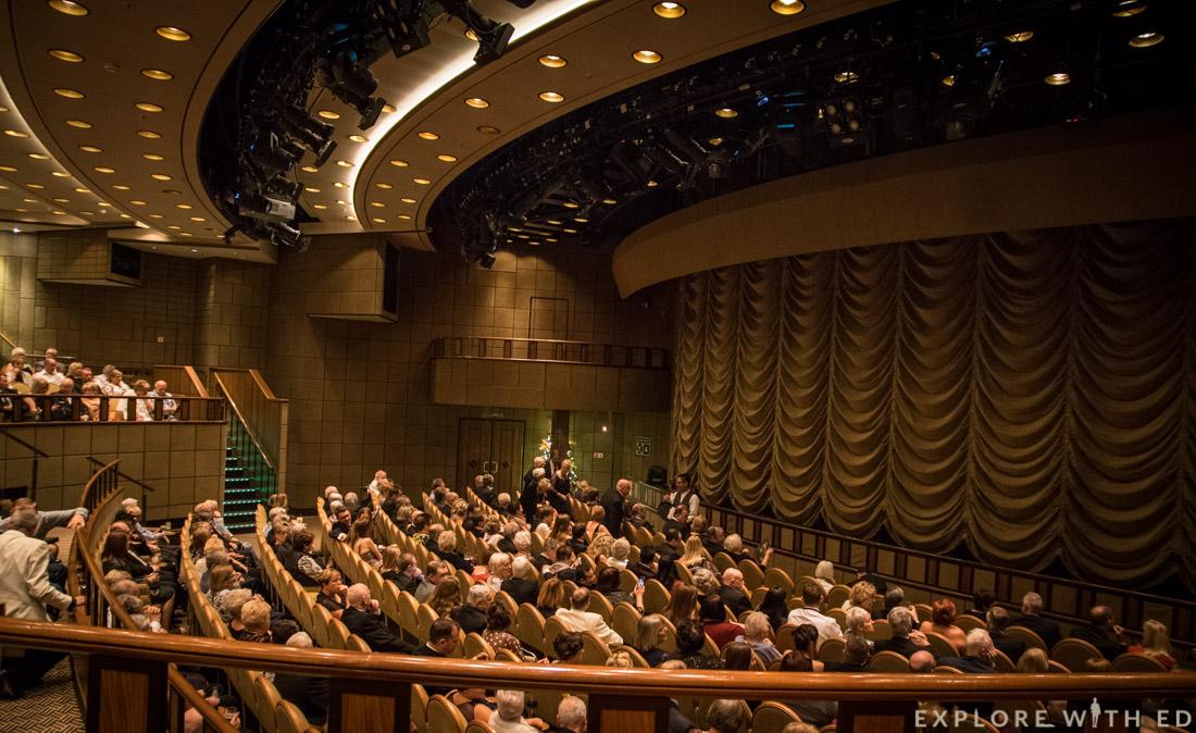 P&O Ventura Theatre