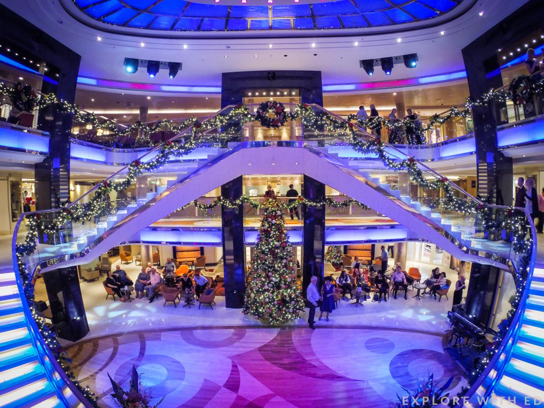 A festive cruise onboard P&O Ventura to Bruges