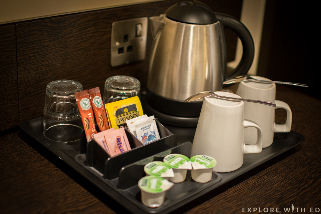 Premier Inn Kettle, Borehamwood, Blogstock