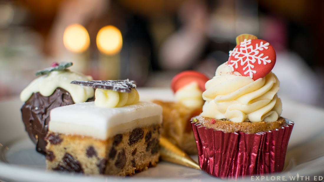 Handmade cakes and pastries, The Celtic Manor