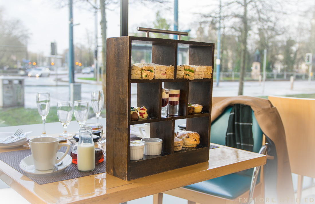 Afternoon Tea at Hilton Cardiff