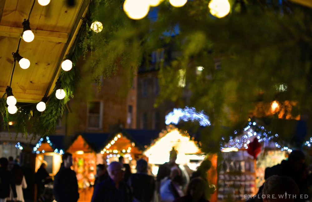 Some of Bath Christmas Markets 170 stalls