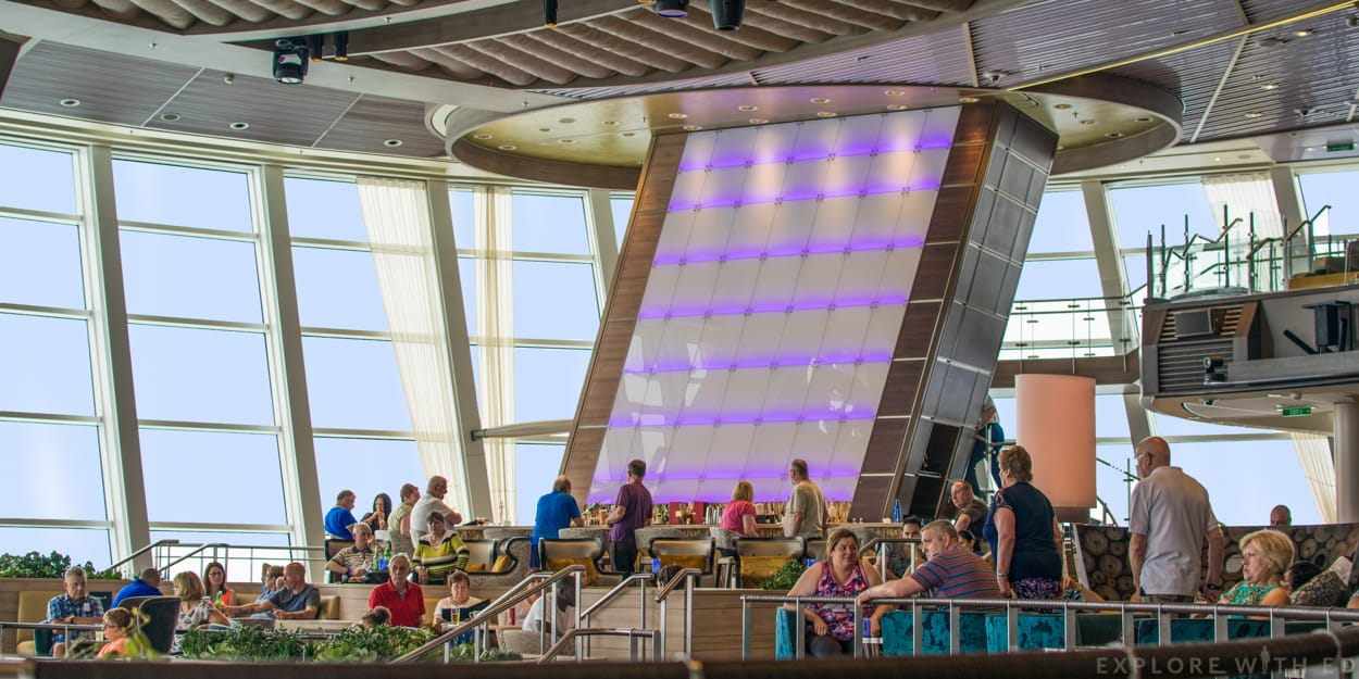 two70 daytime, anthem of the seas
