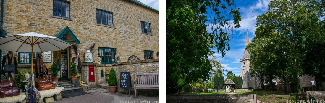 Lower Slaughter Mill and Shop