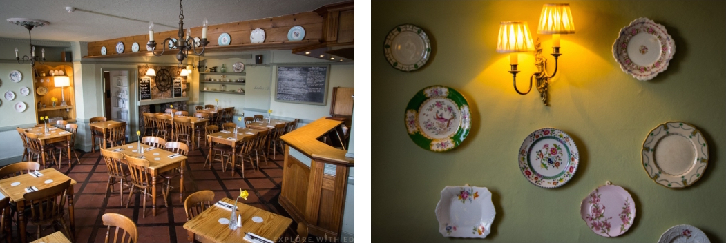Places to eat in Swansea, King Arthur Hotel