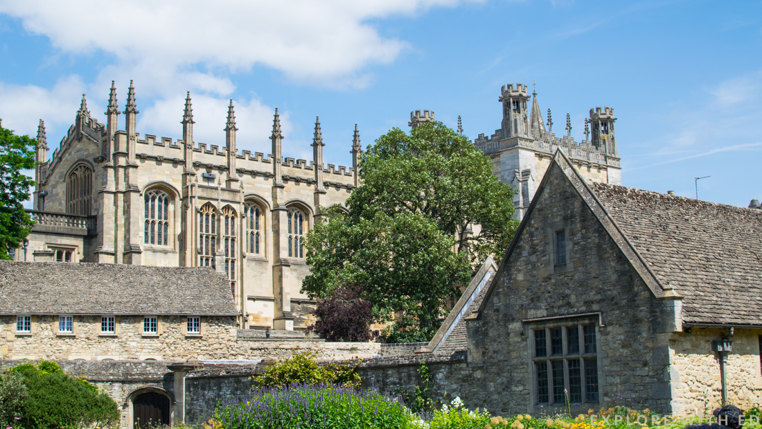 Christ Church College, University of Oxford, Oxford