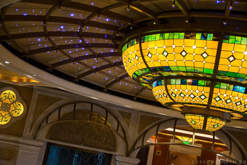 Emerald Princess Atrium